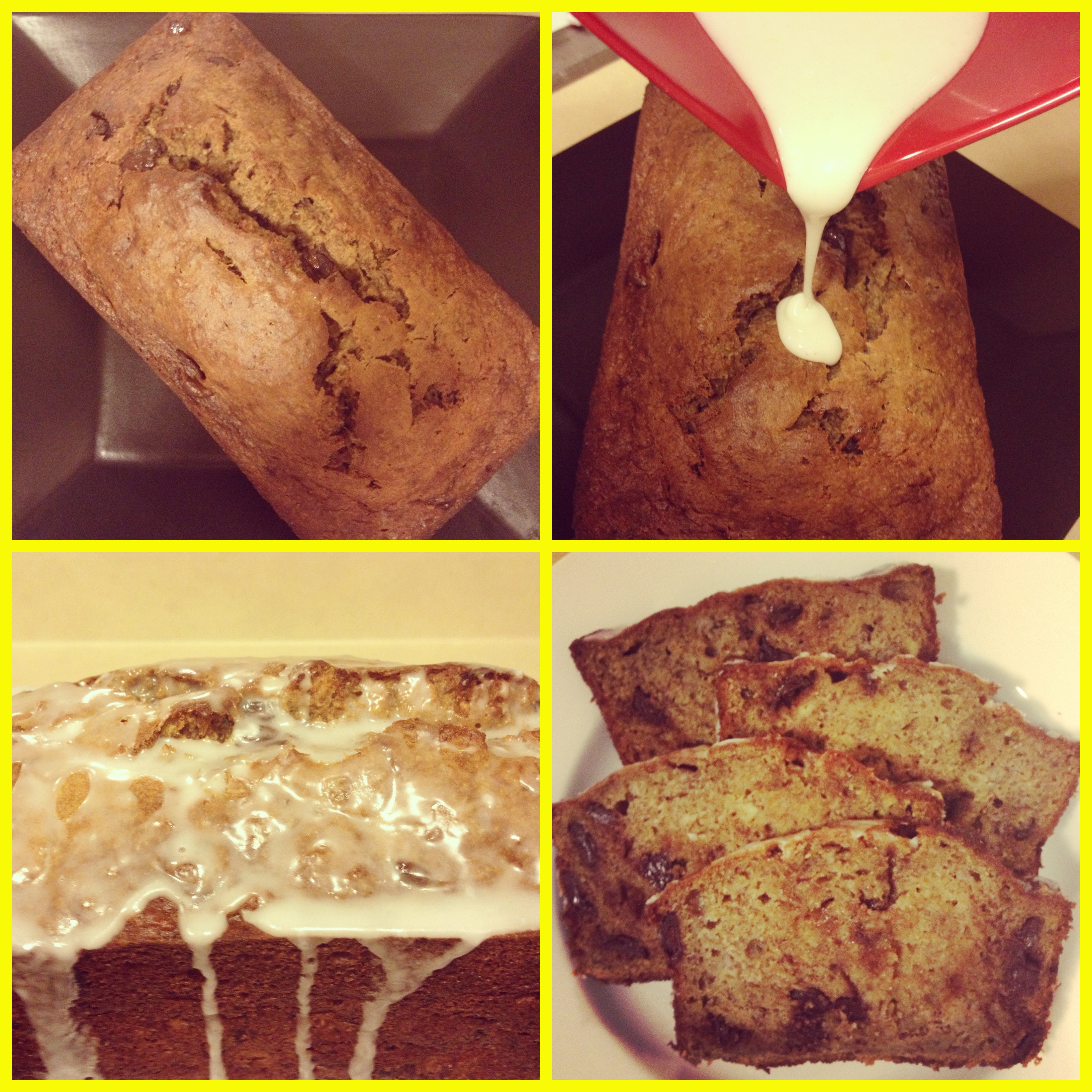 Melissa Clark's Lemony Olive Oil Banana Bread with Chocolate Chips