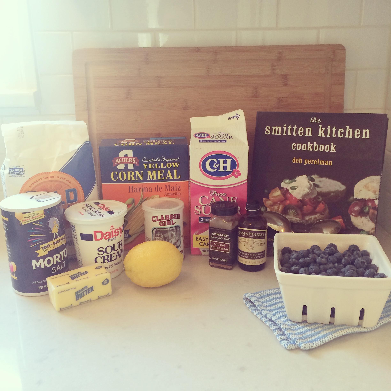 100+ [ Smitten Kitchen Cookbook Blueberries U0026 ] | 92 ...