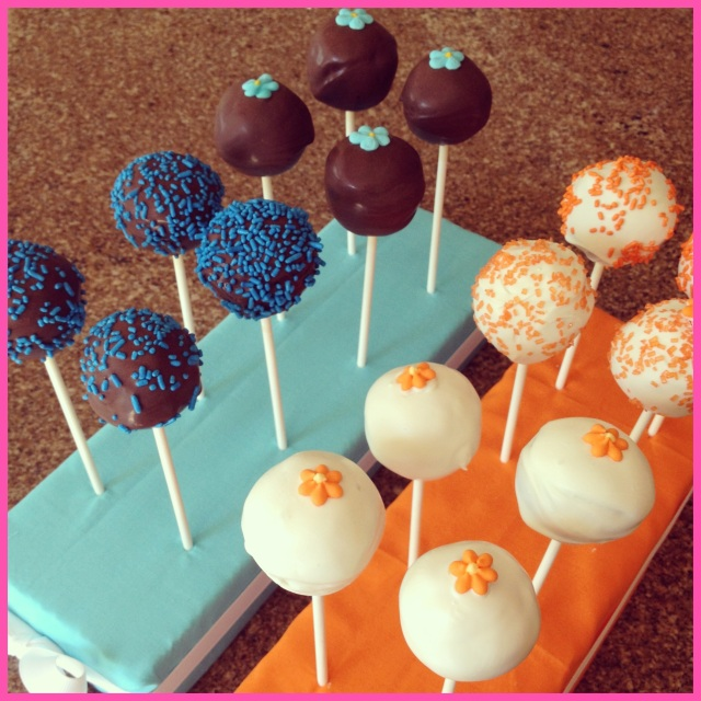 Cake Pop Display Stand With Cover