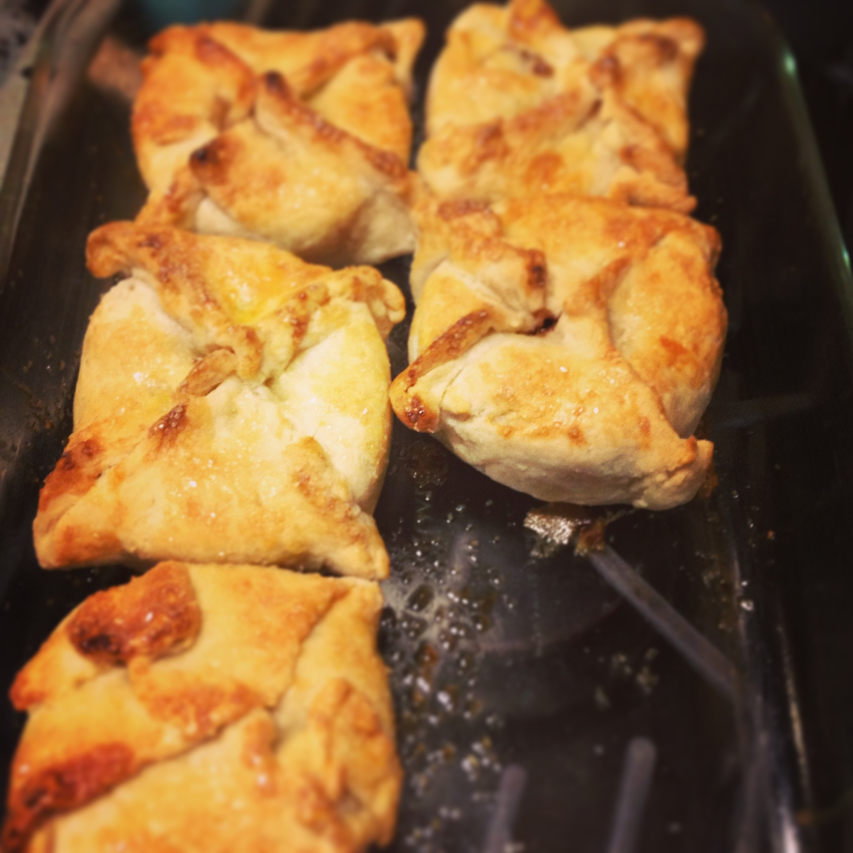 Smitten Kitchen's Peach Dumplings with Bourbon Hard Sauce ...