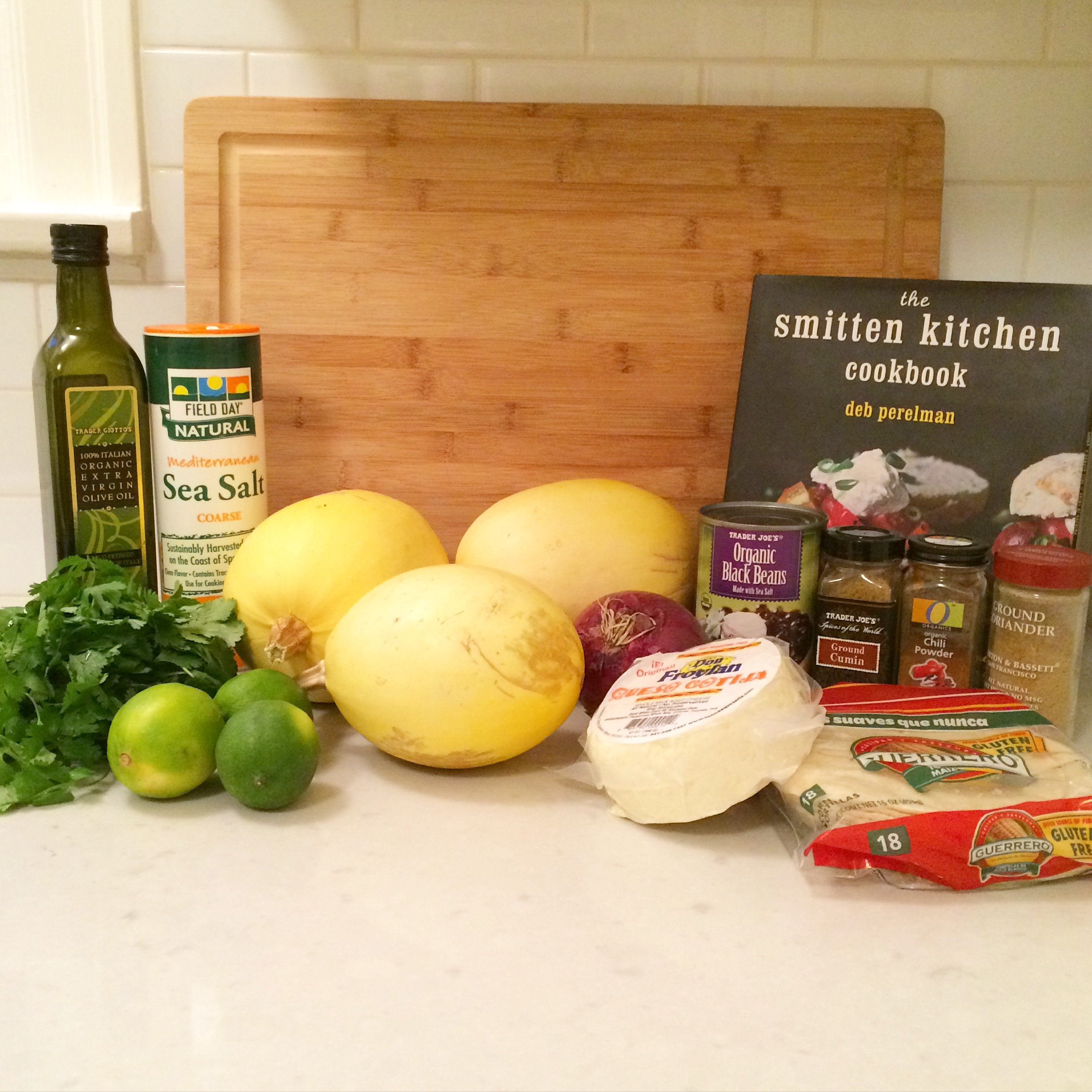 Smitten Kitchen S Spaghetti Squash Tacos With Black Beans
